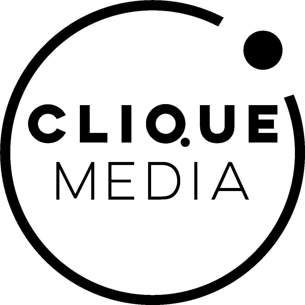 Clique Media BV Logo