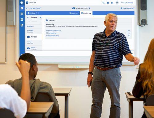Somtoday, de digitale motor van de school
