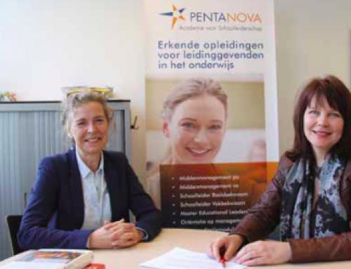 Penta Nova: Leidinggeven aan leren